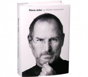 Kniha Steve Jobs