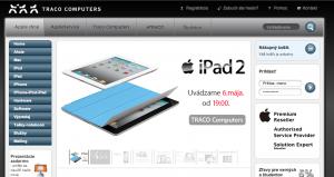Tracocomputers.sk iPad 2