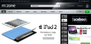 mzone.sk iPad 2