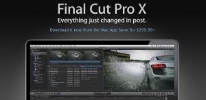 Final Cut X Pro