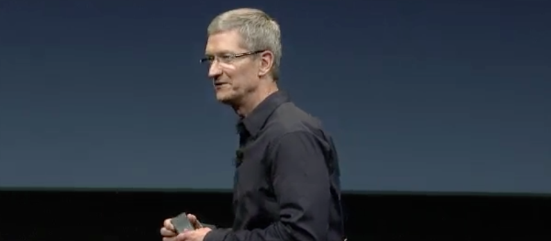 Tim Cook iPhone 4s