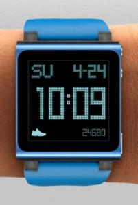 iPod nano hodinky