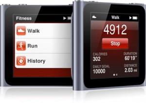 iPod nano fitness