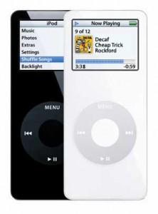 iPod nano 1. generacia
