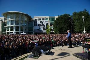 Steve Jobs oslava
