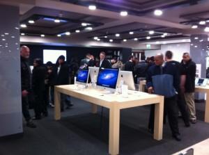 Apple store Londyn