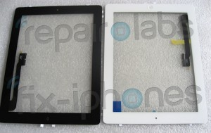 iPad 3 rumour predna strana