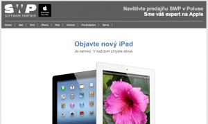 SWP iPad