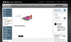 Traco computers iPad